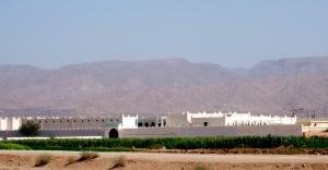 Jewish shrine near the Anti-Atlas mountains