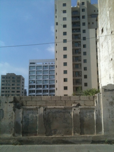 downtown highrise