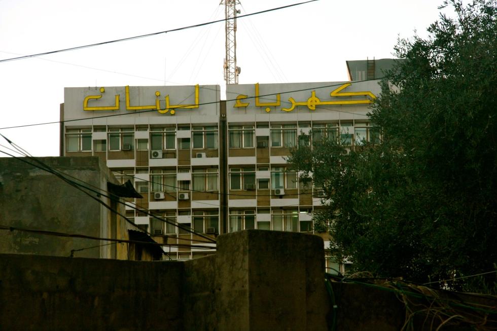 """Electricity of Lebanon"""