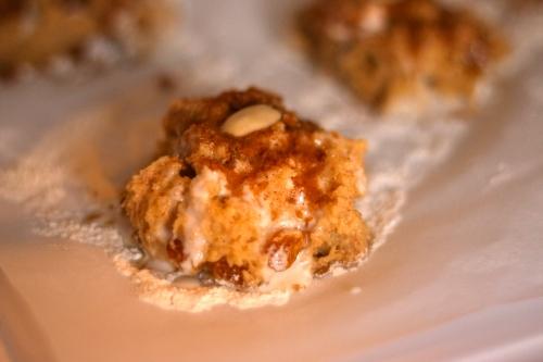 corner scone