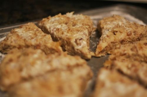 the scones