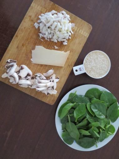 risotto ingredients